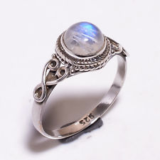 Silver Arcade Gemstone Rings