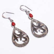 Silver Arcade Gemstone Earrings