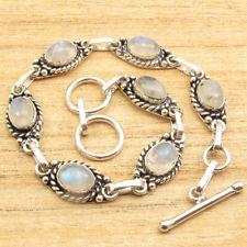 Silver Arcade Gemstone Bracelets