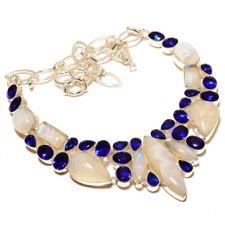 Silver Arcade Gemstone Necklace